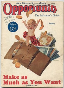 The Salesman Guide 1928